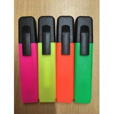 MPAC Highlighters.4 Pack.