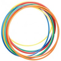 Multi Coloured Hoola-Hoop Lge