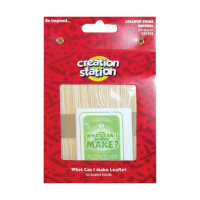 Lollipop Sticks Natural pack of 100.