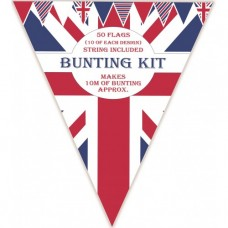 Bunting Kit.Union Flag.