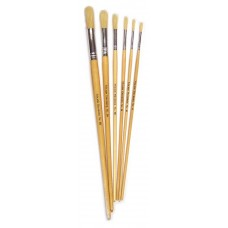 Long Round Brushes
