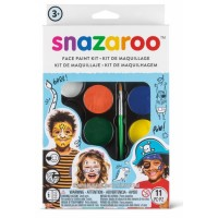 Snazaroo Face Painting Kit [blue)