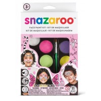 Snazaroo Face Painting Kit (pink)