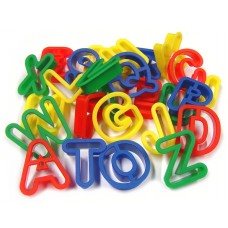 Alphabet Cutters (upper case)