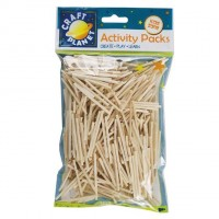 Craft Planet Matchsticks.Natural.