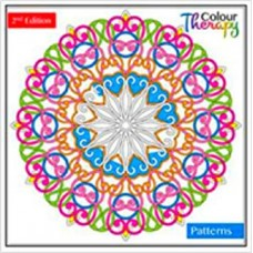 Colour Therapy Relax with Colours.Patterns 2nd Edition.Product